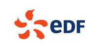 logo EDF - Éclat de mots