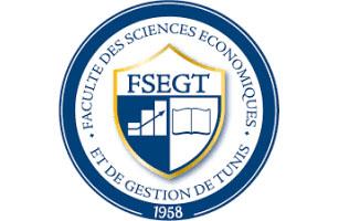 logo FSEG Tunis EL Manar - Éclat de mots