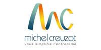 logo Michel Creuzot - Éclat de mots