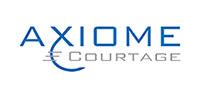 logo Axiome Courtage - Éclat de mots