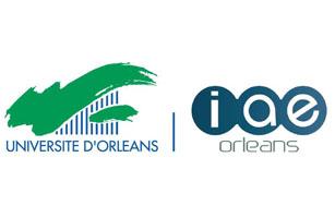 logo UO IAE Orléans - Éclat de mots